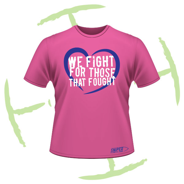 T-Shirts : CANCER RESEARCH UK Charity T-Shirt