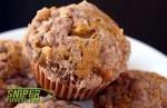 Apple Cheesecake Sniper Muffins