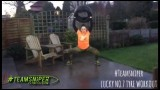 Spare Tyre Home Workout