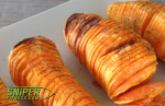 quick and easy sweet potato crisps
