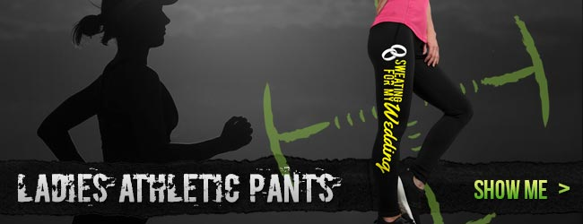 Ladies Athletic Pants